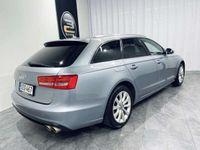käytetty Audi A6 3.0 V6 TDI 150 kW S tronic   Juuri huollettu   Nahkaverhoilu