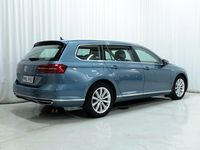 käytetty VW Passat Variant Highline 2,0 TDI Biturbo 240 hv BMT 4MOTION DSG *WEBASTO, LEDIT, NAHKAT YMS.*