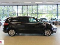 käytetty Ford S-MAX 2,0 TDCi 163 hv PowerShift Titanium 7-PAIKKAINEN, WEBASTO, ALCANTARA/NAHAT, SIISTI!