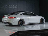 käytetty Mercedes S63 AMG AMG Coupe 4Matic Designo Carbon *0% KORKO! *Keraamiset jarrut *BURMESTER 3D *Magic Sky *Night vision *HU
