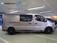 käytetty Opel Vivaro Combi L2H1 1,6 CDTI BiTurbo ecoFLEX (125hv) MT6, Siisti ja ehjä pikkubussi!