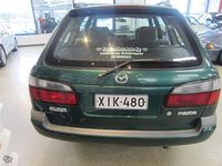 käytetty Mazda 626 Farmari STW 2.0 TD GLX 4d