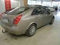 käytetty Nissan Primera 1,6 Business Sedan - Edullinen vetokoukullinen Primera.