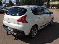 käytetty Peugeot 3008 1,6 TD 6-vaihteinen manual