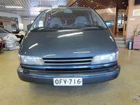 käytetty Toyota Previa 2.4i GL 8h 4d