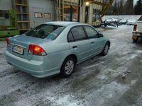 käytetty Honda Civic 1,6i ES 4d