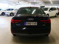 käytetty Audi A4 Sedan First Edition Business Sport 2,0 TFSI 185 kW
