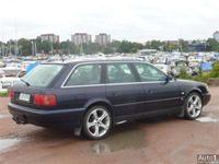 käytetty Audi A6 2.6 Avant 5d AUTOM SUOMIAUTO SEUR K 10/-21 JOPA ILMAN KÄSIRAHAA