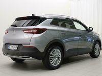 käytetty Opel Grandland X Innovation 1,2 Turbo Automaatti Start/Stop 96 kW AT8