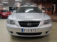 käytetty Hyundai Sonata 2,0 CRDi GLS Aut.