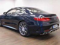 käytetty Mercedes S63 AMG AMG 4Matic Coupé Exclusive Designo