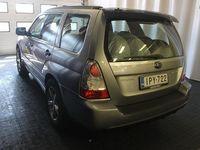 käytetty Subaru Forester 2.0i AWD, Ilmastointi, Juuri huoll -06