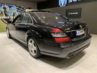 käytetty Mercedes S63 AMG AMG L 4-Hengen Runsaat varusteet!