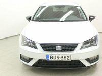 käytetty Seat Leon ST 1,6 TDI 115 Style DSG - Webasto - Pörhö-takuu 12kk/20tkm - Vähän ajettu - Kotiintoimitus 0e!