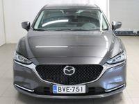 käytetty Mazda 6 Sedan 2,5 (194) SKYACTIV-G Luxury 6AT 4ov YM1*HUIPPUVARUSTEET ! *