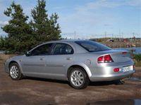 käytetty Chrysler Sebring 2.7 V6 A4 LX 4d Autostick SEURK 11/-20