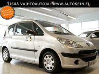 käytetty Peugeot 1007 Urban 1,4 man. #1-omist. #rahoitus alk. 70€/kk