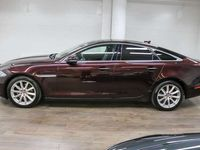 käytetty Jaguar XJ XJ V6 Diesel S Luxury **Ajettu vain 40 tkm, Huippuhieno Suomi 300hv, Navi, Nahat, Full Led-Valot, T