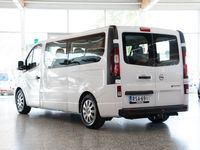 käytetty Opel Vivaro Combi L2H1 1,6 CDTI Bi Turbo ecoFLEX 88kW MT6 #ALV # 9HLÖ Suomi-Auto Eberillä! #