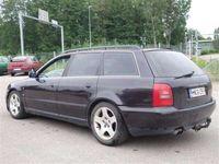 käytetty Audi A4 2.6 Avant V6 Quattro AT 5d SEURK 5/-21