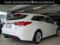 käytetty Hyundai i40 Wagon 1,7 CRDi 100kW 6AT Style #koukku #xenon #kamera #uudet renkaat #rahoituskampanja