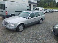 käytetty Mercedes E200 5D combi
