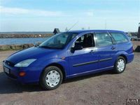 käytetty Ford Focus 1.6-16 Ambiente STW