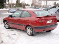 käytetty Citroën Xsara 1,8i 16V VTS Coupe -98