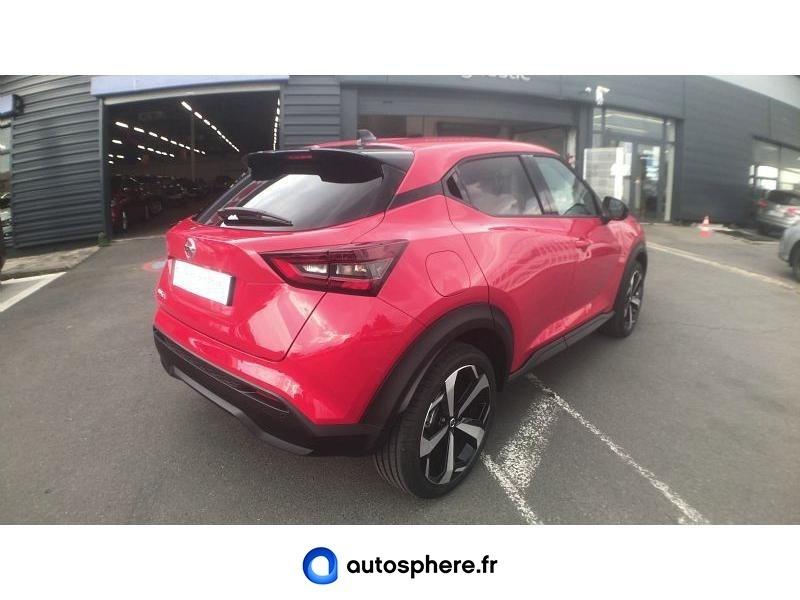 Occasion 2021 Nissan Juke 1.0 Benzin (24 750 €) | Nord-Pas ...