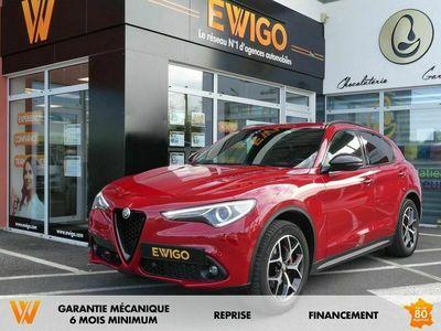occasion Alfa Romeo Stelvio 2.2 DIESEL 210 CH AT8 Q4 SPORT EDITION