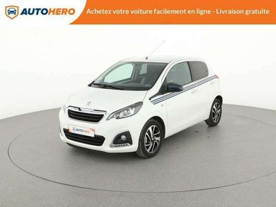 occasion Peugeot 108 1.0 VTi Collection 70 ch