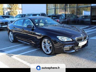 occasion BMW 640 SERIE 6 GRAN COUPE dA xDrive 313ch M Sport