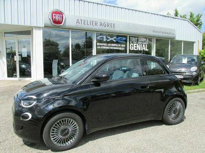 occasion Fiat 500e électrique FRANCE EDITION 118CH