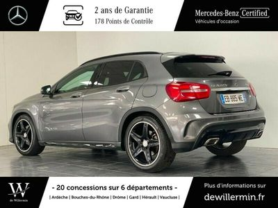 occasion Mercedes GLA220 d 4MATIC Fascination