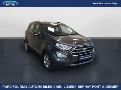 occasion Ford Ecosport 1.0 EcoBoost 125ch Titanium Business Euro6.2