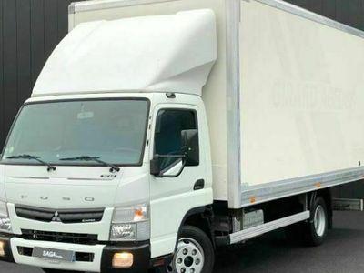 occasion Mitsubishi Canter Hybride
