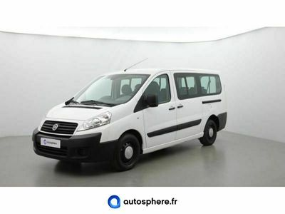 occasion Fiat Scudo LH1 2.0 Multijet 16v 128ch 8/9 places