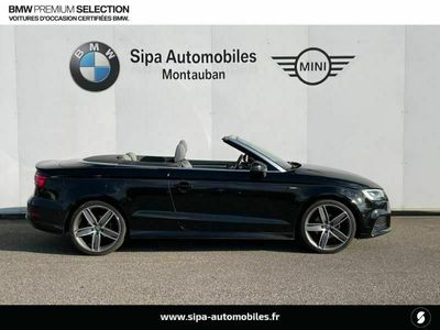 occasion Audi A3 Cabriolet 1.5 TFSI 150ch COD Design luxe S tronic 7