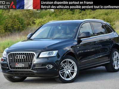 occasion Audi Q5 3.0 V6 TDI 258CH CLEAN DIESEL AMBITION LUXE QUATTRO S TRONIC 7