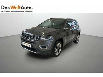 occasion Jeep Compass 2.0 I MultiJet II 140 ch Active Drive BVM6 Limited