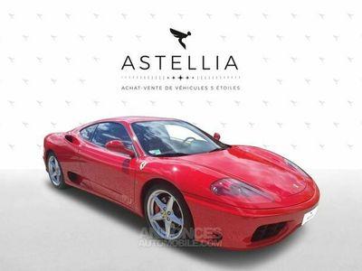 occasion Ferrari 360 Modena F360 Berlinette F1