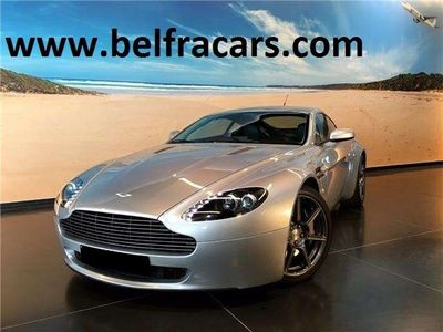 occasion Aston Martin Vantage (V8 4.3 MANU/CUIRCHAUF/XENON/REGUL/CLIMAUTO/GPS/PDC/BLTH/JA19/GAR12M)