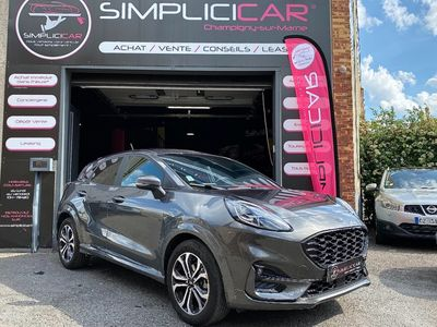 occasion Ford Puma 1.0 EcoBoost 125 ch S&S DCT7 ST-Line