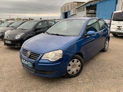 occasion VW Polo 2007 - Bleu Nacré - 1.2i - 54 garanti 3 moiss reviser