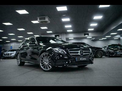 occasion Mercedes 450 Classe E367ch AMG Line 4Matic 9G-Tronic Euro6d-T-EVAP-ISC