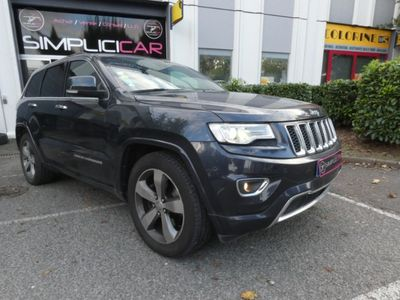 occasion Jeep Grand Cherokee V6 3.0 CRD 250 Overland FULL..