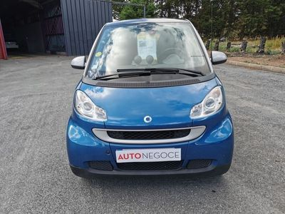 occasion Smart ForTwo Coupé 84ch Turbo Bluestyle BA