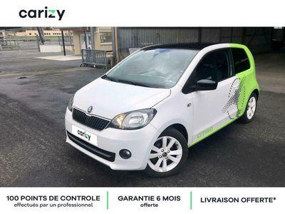 occasion Skoda Citigo CITIGO1.0 12v MPI 75 ch Green Tec E
