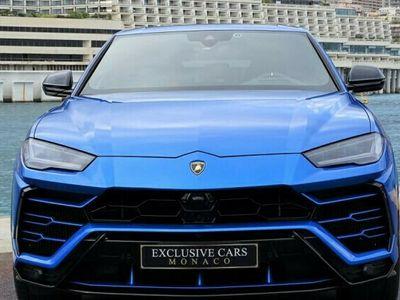 occasion Lamborghini Urus 4.0 V8 650 CV - MONACO