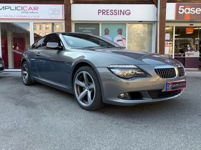 occasion BMW 501 SERIE 6 E63 635dch Exclusive A